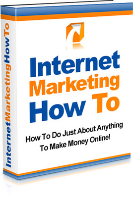 Product picture Internet Marketing How To-Boost Your Income Online